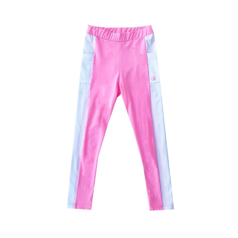 Set Athleisure Lila Legging- Pink/White