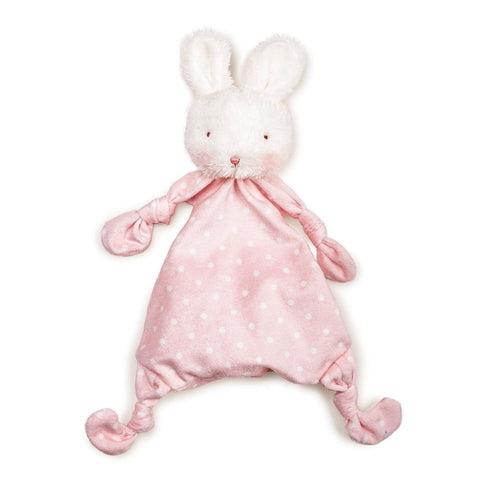 Bunnies by the Bay Blossom Knotty Friend Pink Rabbit