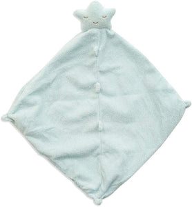 Angel Dear Blue Star Blankie