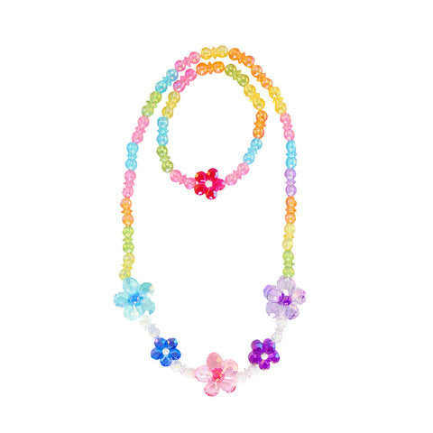 Creative Education Blooming Beads Necklace/Bracelet Set