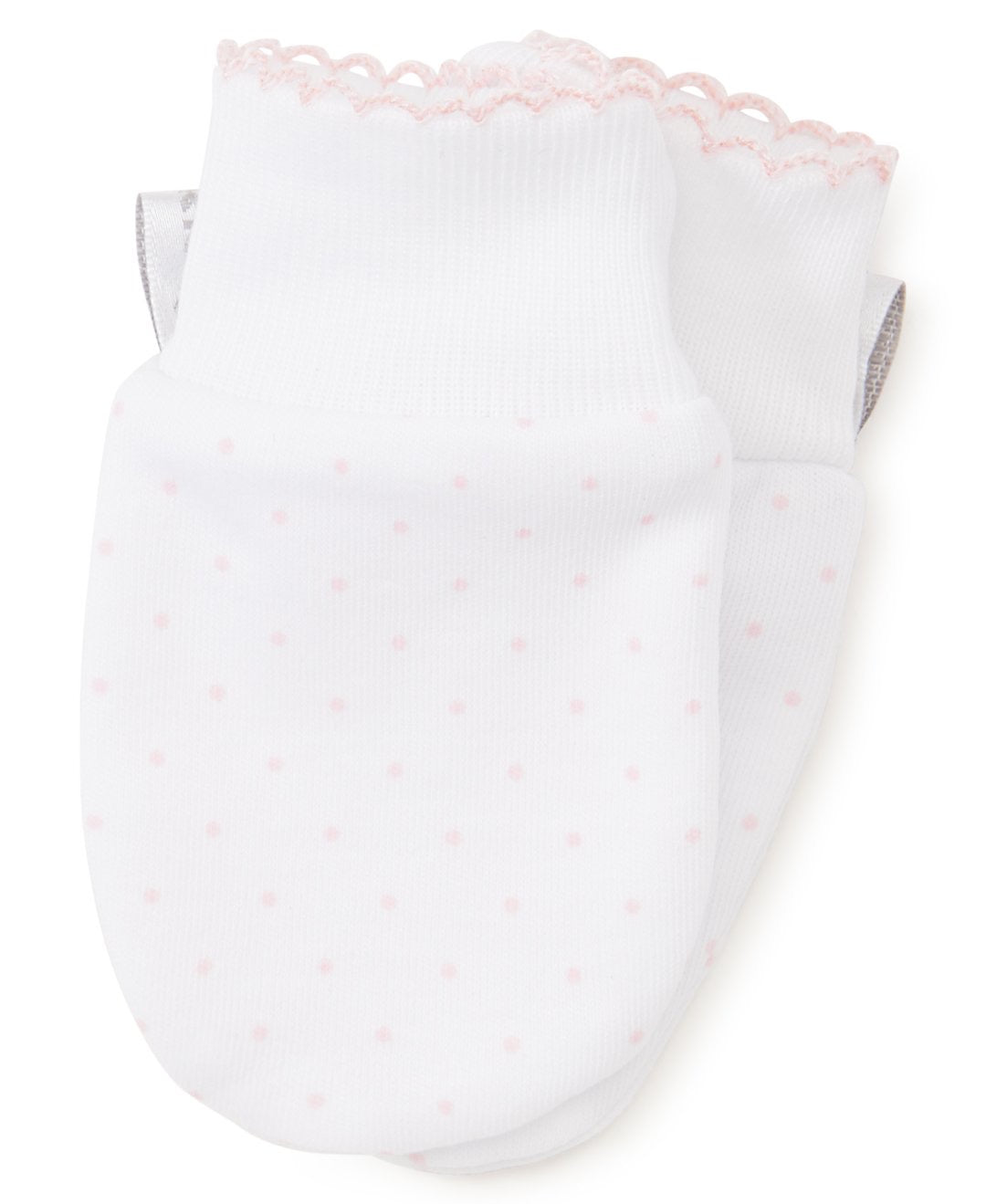 New Kissy Dots Print Mitts
