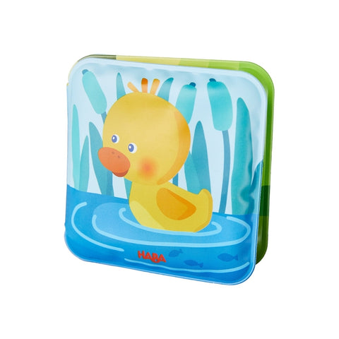 Haba Mini Bath-Time Book Albert the Duck