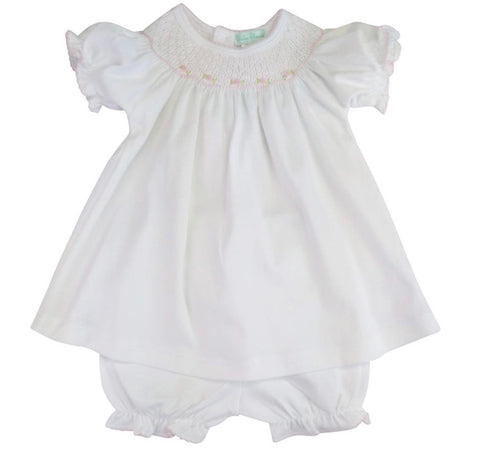 Baby Threads Eileen Roses Bishop Dress