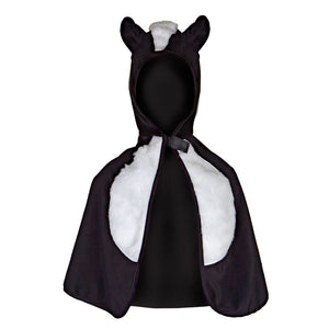 Creative Education Baby Skunk Cape