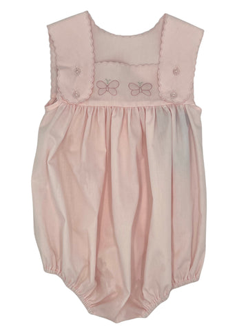 Auraluz Sleeveless Pink Bubble with Butterfly