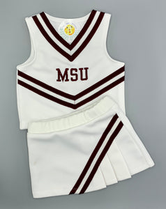 MSU Cheerleader Uniform