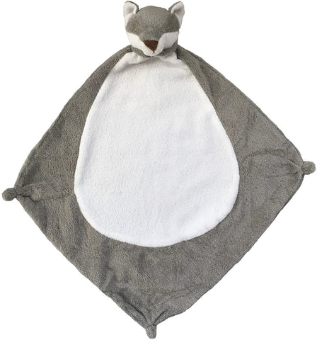 Angel Dear New Grey Fox Blankie
