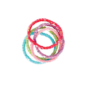 Creative Education Tints Tones Rainbow Bracelet Set