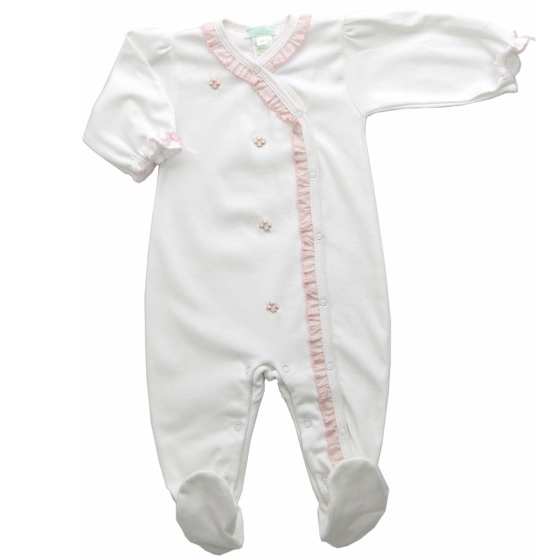 Baby Threads Brielle Footie