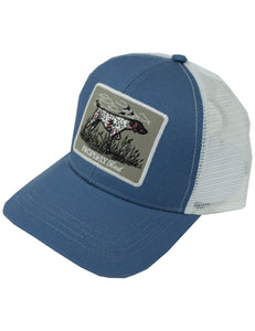 Properly Tied Youth Trucker Hat Pointer