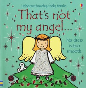 Usborne That's Not My angel