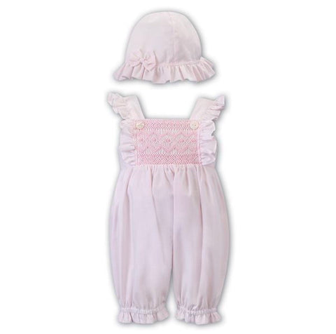 Sarah Louise Pink Bubble and Hat