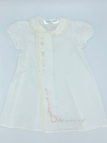 OFB Nighties Daygown Short Sleeve with Embroidery