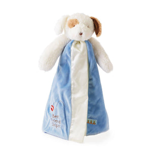 Bunnies by the Bay Skipit Buddy Blanket Blue
