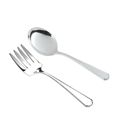 Salisbury Sterling Virginia Fork and Spoon Set