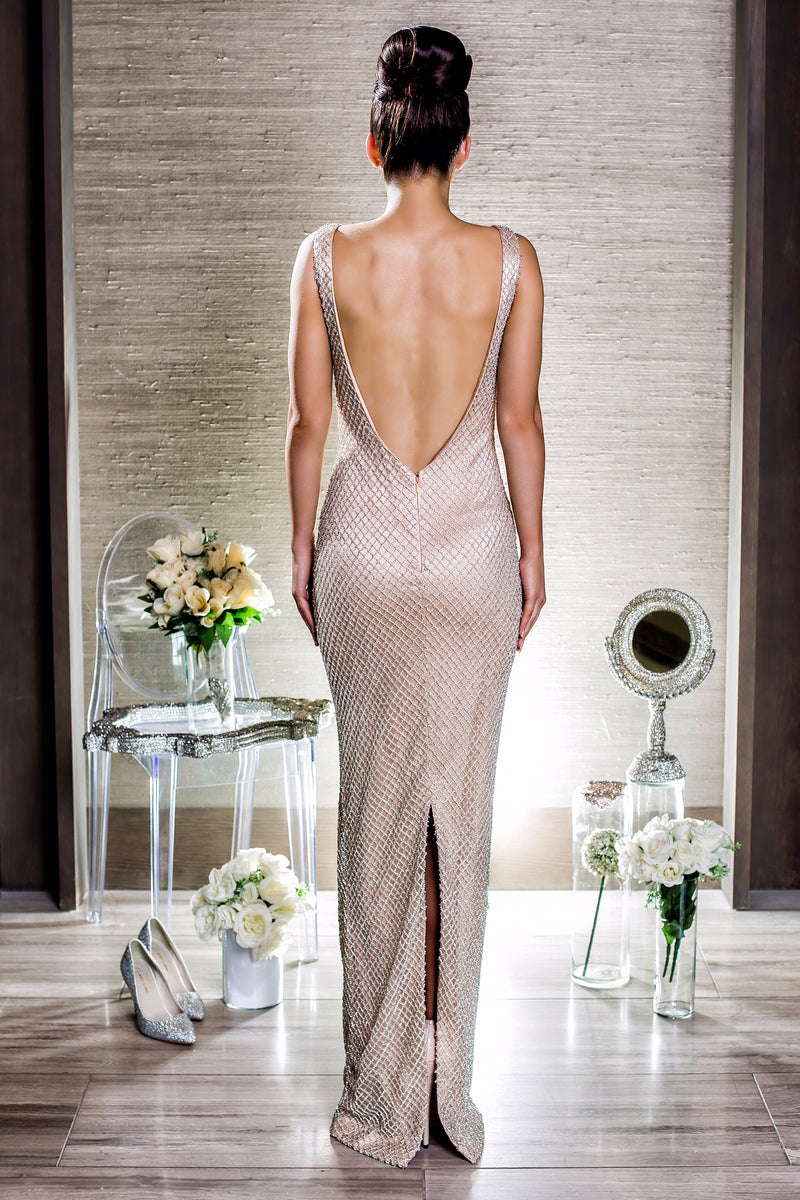 Alex Hecker Gown