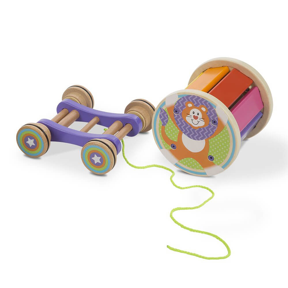 Melissa and Doug Pull & Play Xylo