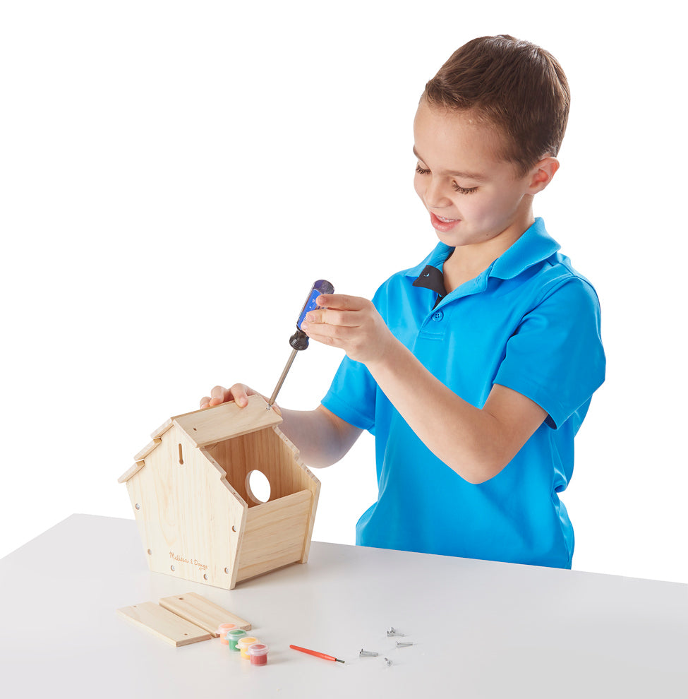 Melissa and Doug Build your own Birdhouse