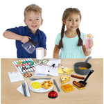 Melissa and Doug Star Diner Companion Set