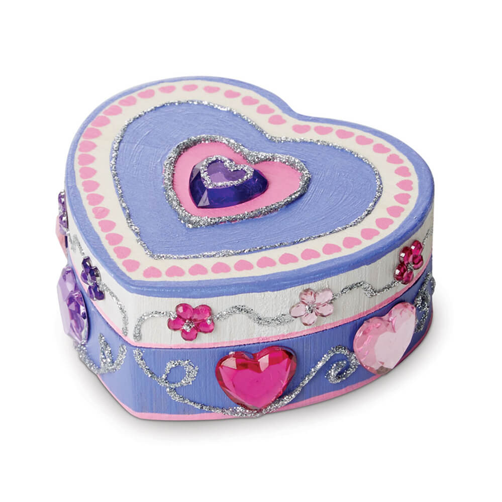 Melissa and Doug Heart Box DYO