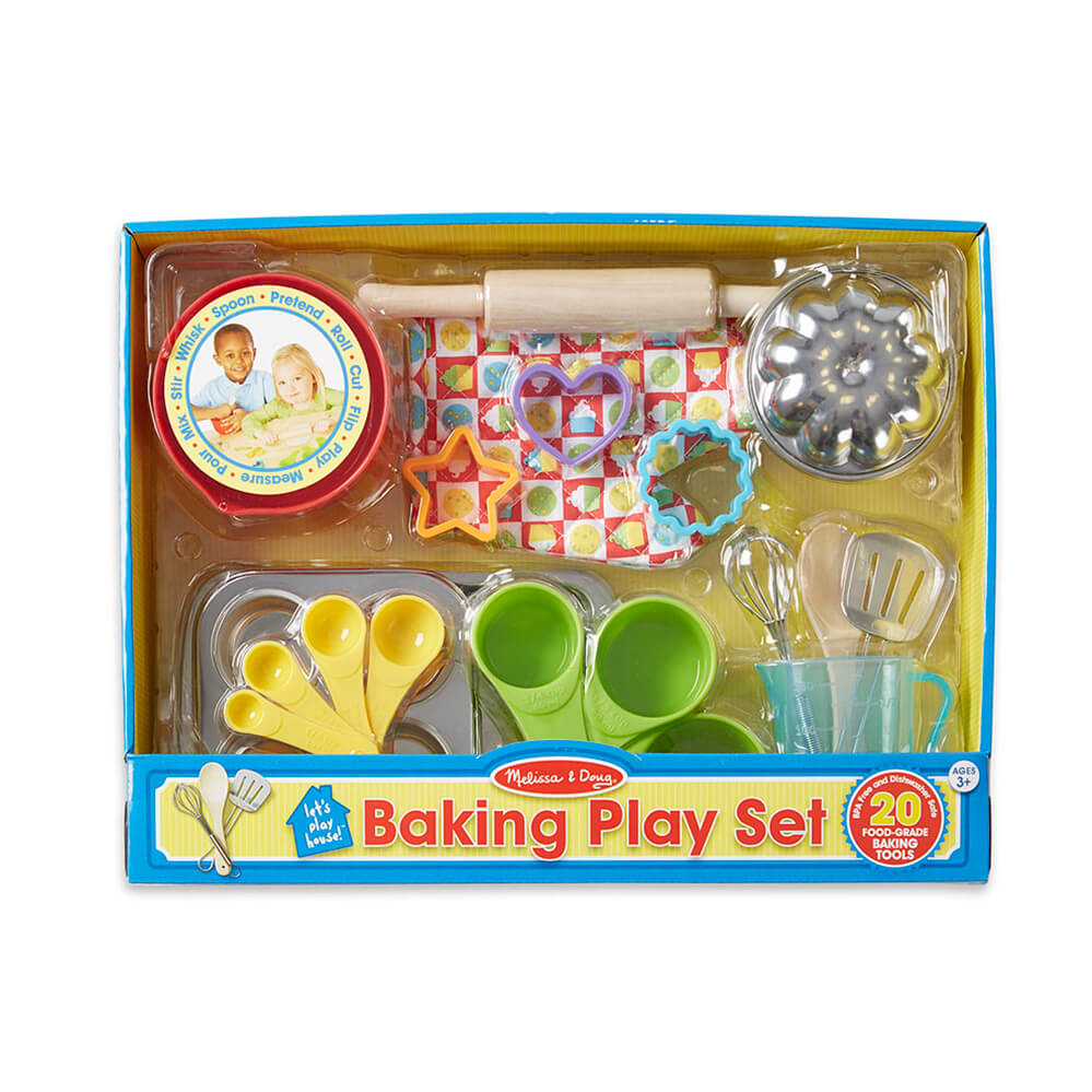 Melissa and Doug Baking Set