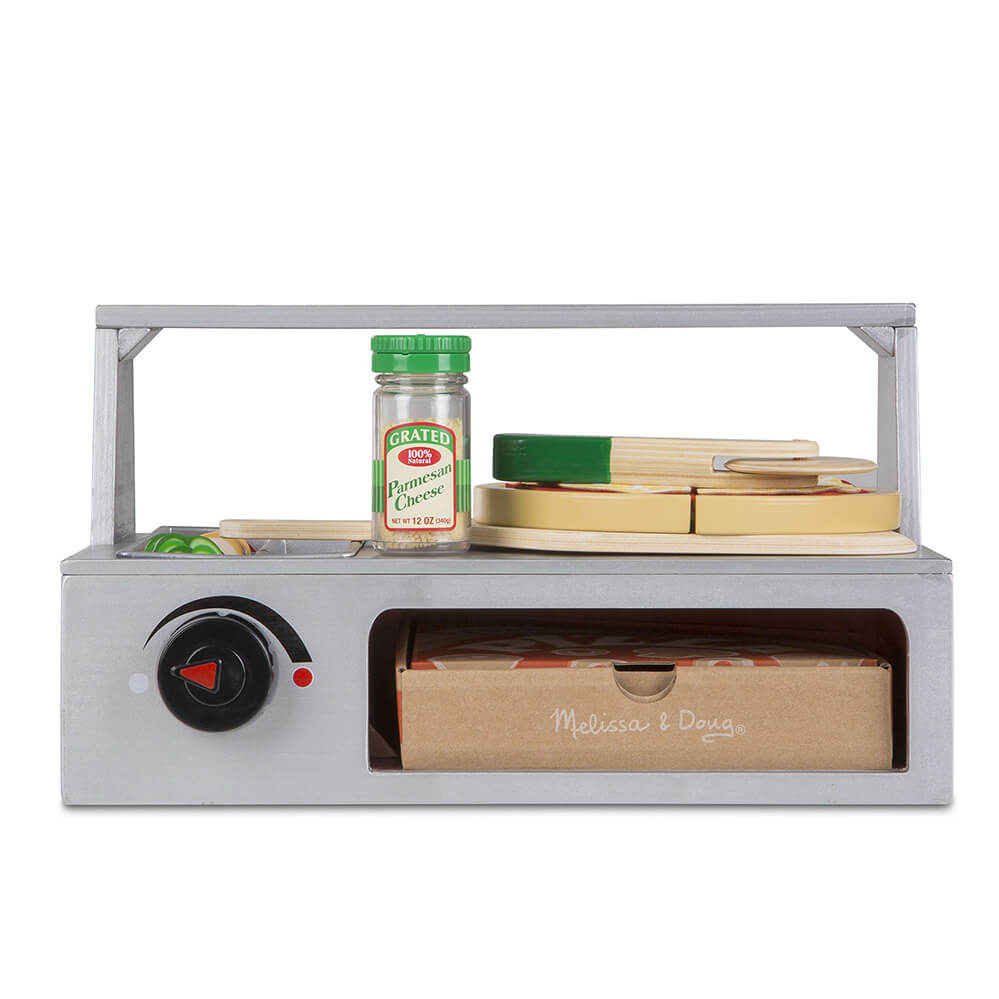 Melissa and Doug Top & Bake Pizza Counter