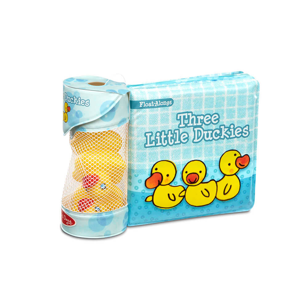 Melissa and Doug Float Alongs Three Little Ducks