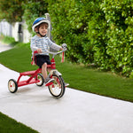 Radio Flyer Classic Red Dual Deck Trike