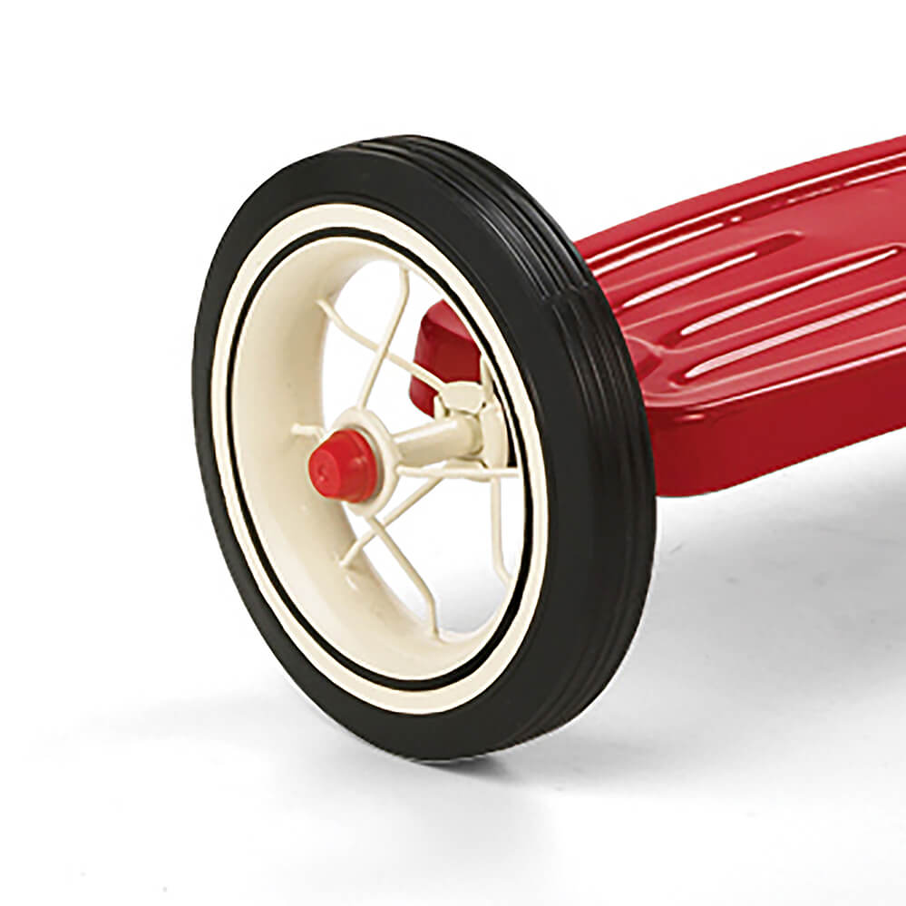 Radio Flyer Classic Red Trike with Push Handle