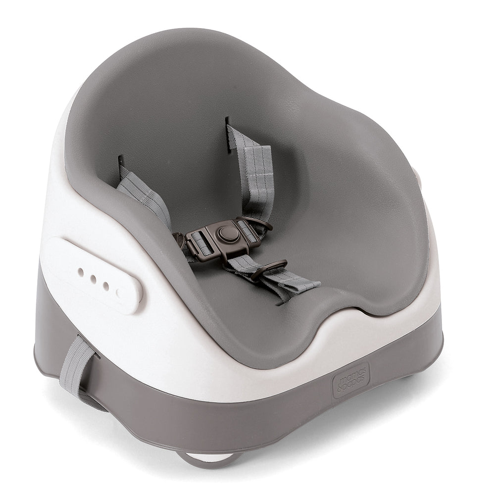 Mamas and Papas Soft Grey Bud Booster Seat