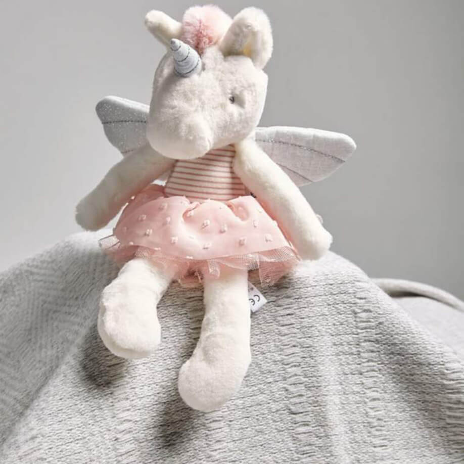 Mamas and Papas Unicorn Soft Toy