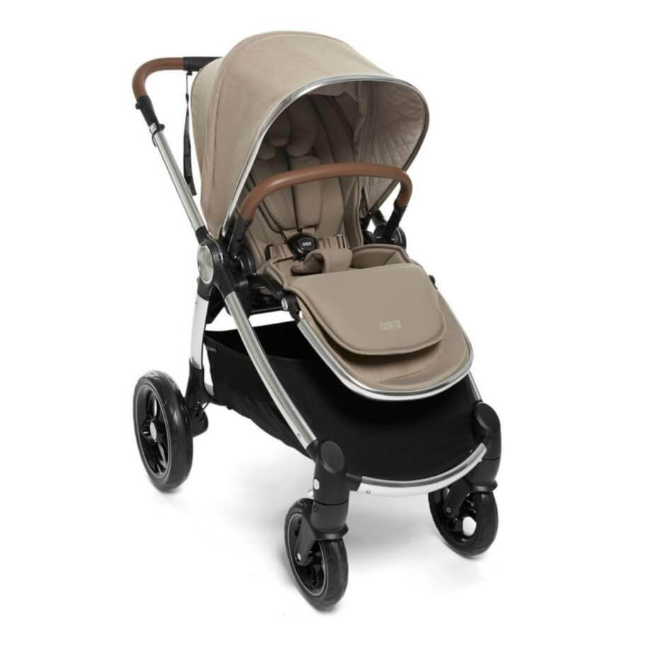 Mamas and Papas Cashmere Ocarro Stroller Bundle