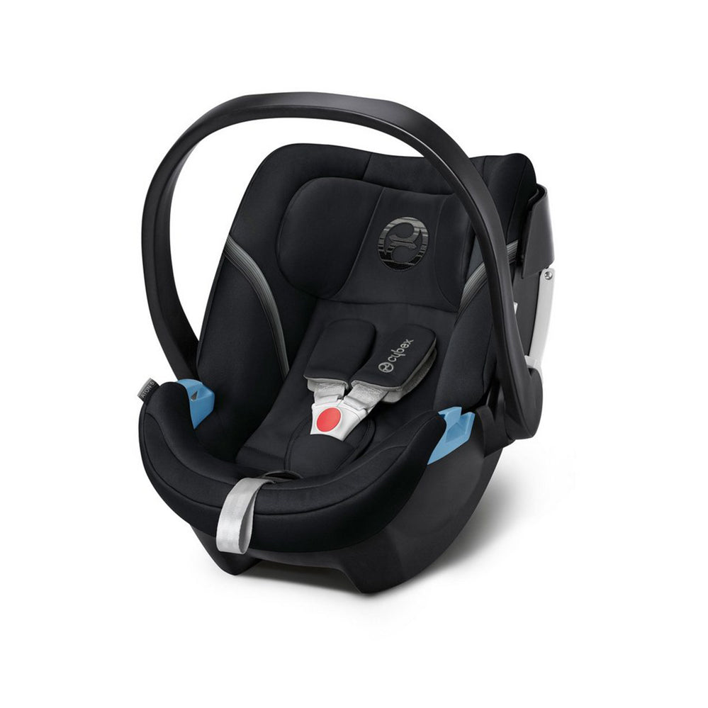 Mamas and Papas by Cybex Aton 5 Lavastone Black Car Capsule