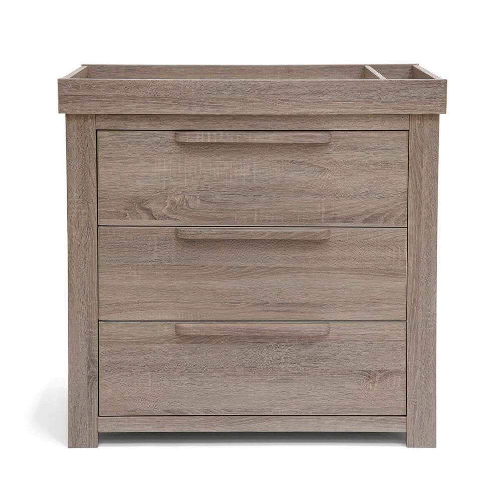 Mamas and Papas Franklin Grey Dresser/ Changer