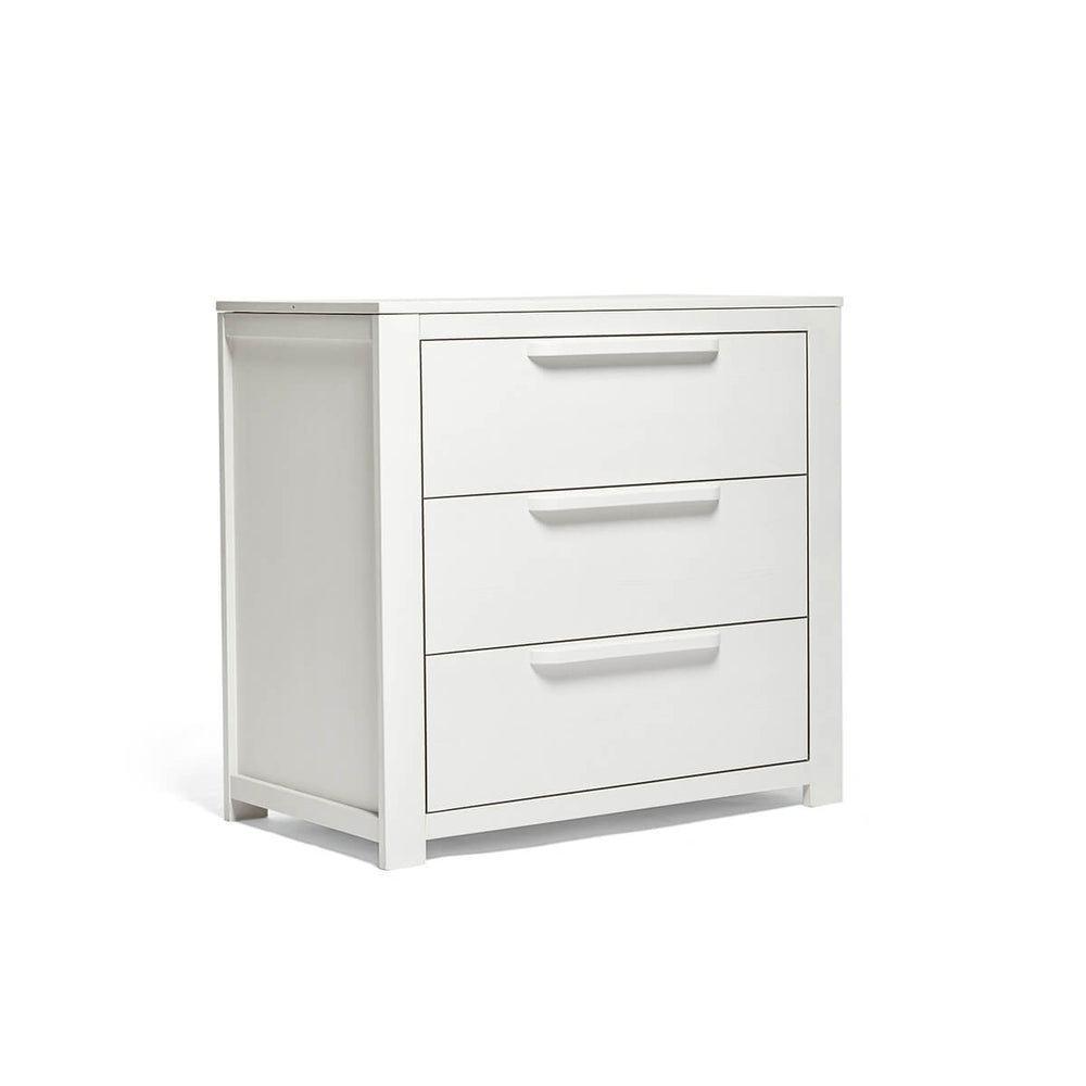 Mamas and Papas Franklin White Wash Dresser/ Changer