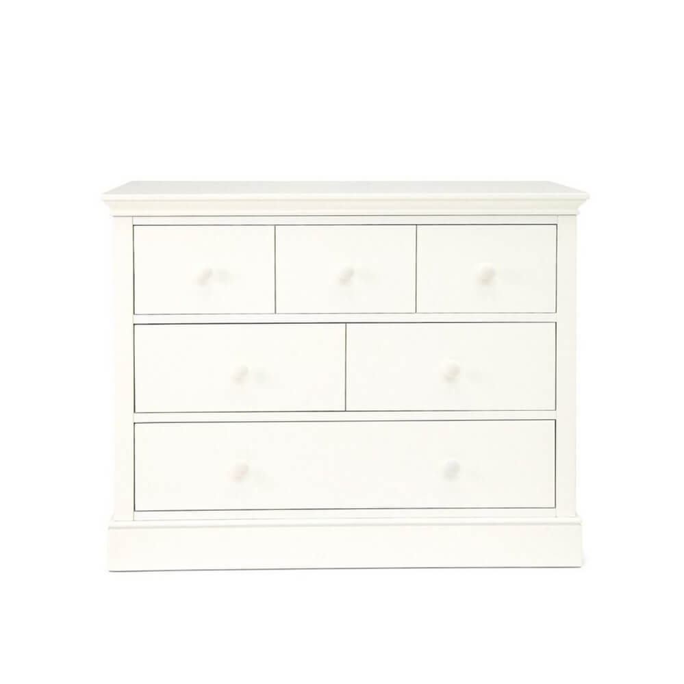 Mamas and Papas Oxford White Dresser/ Changer