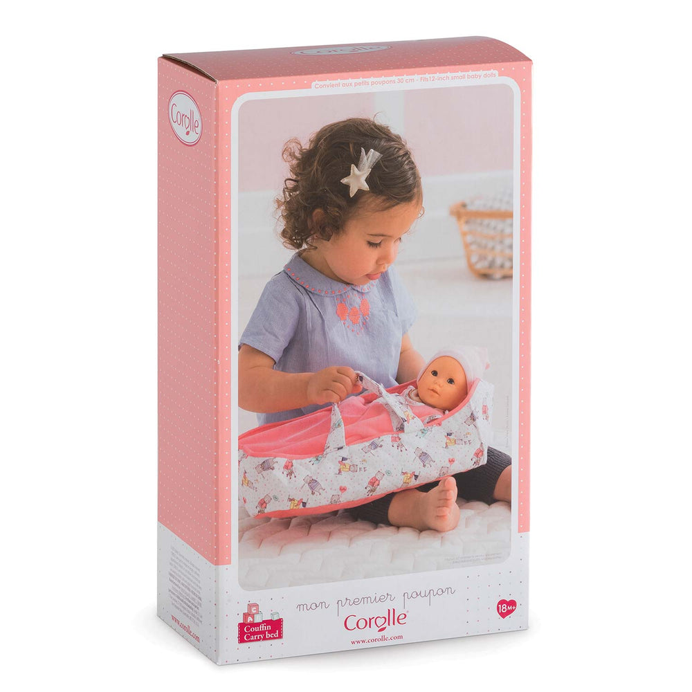 Corolle Mon Prem Carry Bed 30cm