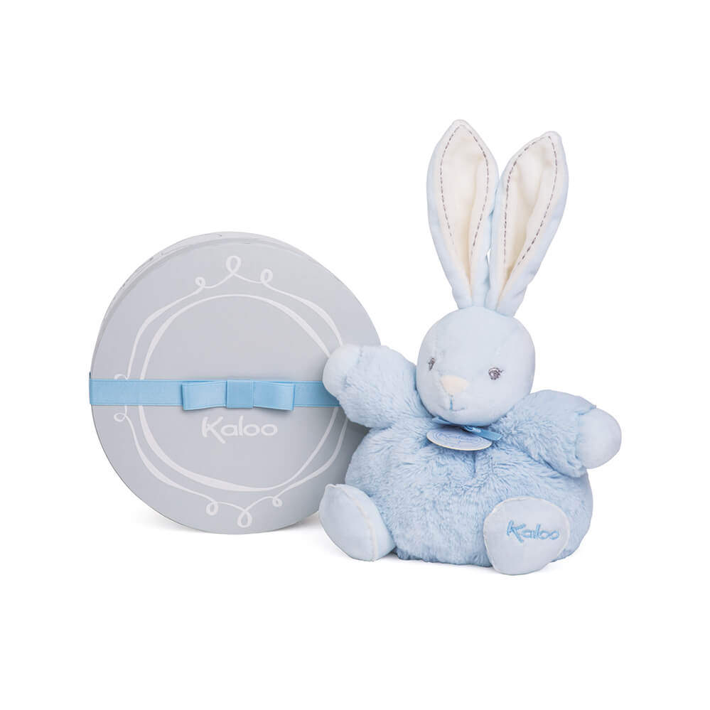 Kaloo Perle Small Chubby Rabbit Blue