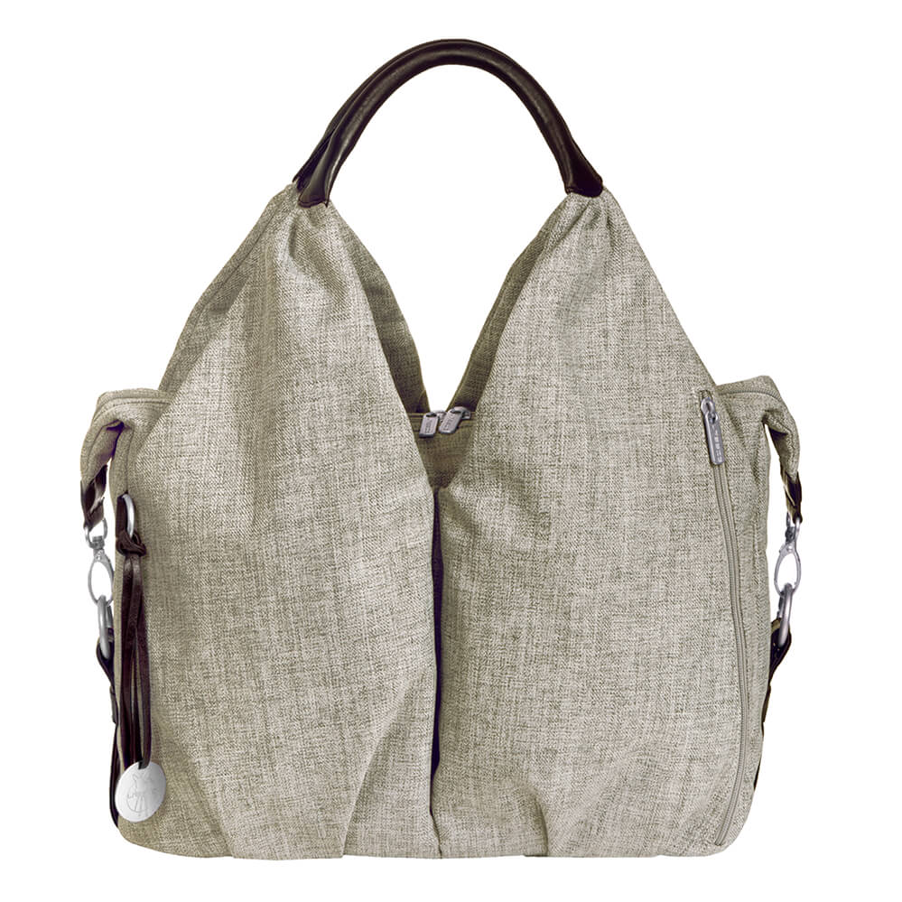 Lassig Green Label Choco Melange Nappy Bag