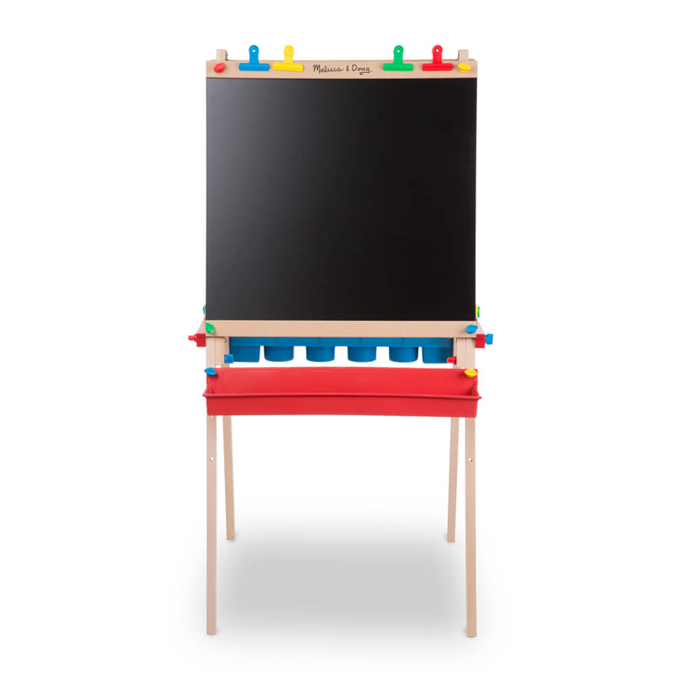 Melissa And Doug Deluxe Easel The Kids Department