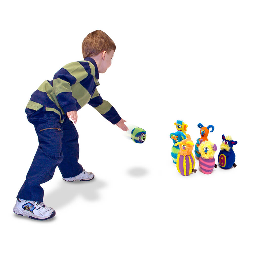 Melissa and Doug Monster Bowling