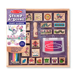 Melissa and Doug Stamp a Scene Fairy Garden