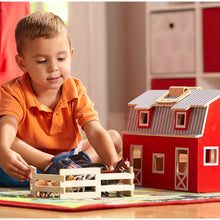 Melissa and Doug Fold and Go Barn