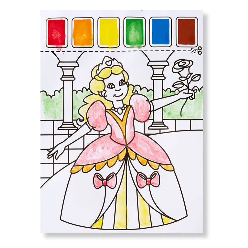 Melissa and Doug Paint with Water Pink