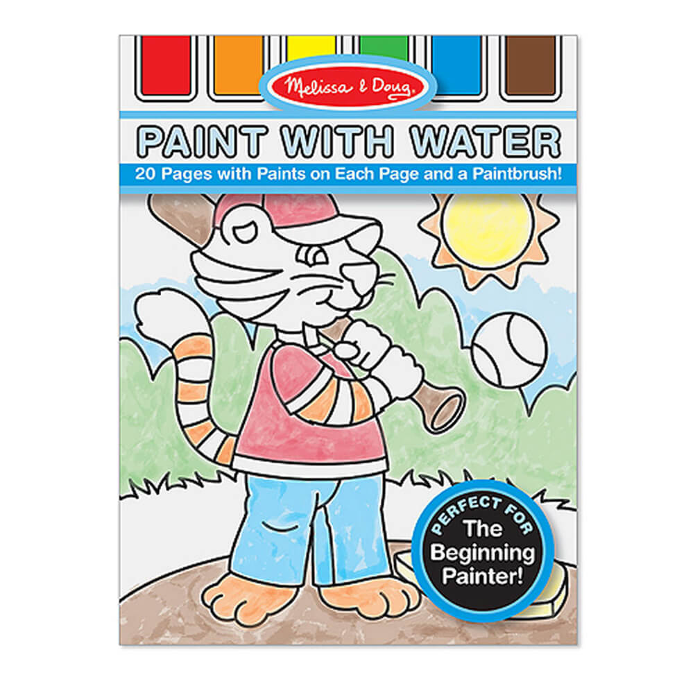 Melissa and Doug Paint with Water Blue