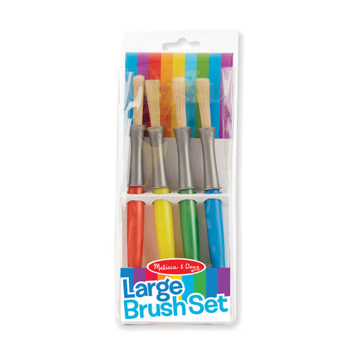 Melissa and Doug Large Paint Brush Set