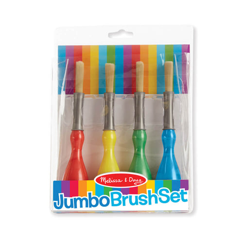 Melissa and Doug Jumbo Paint Brush Set