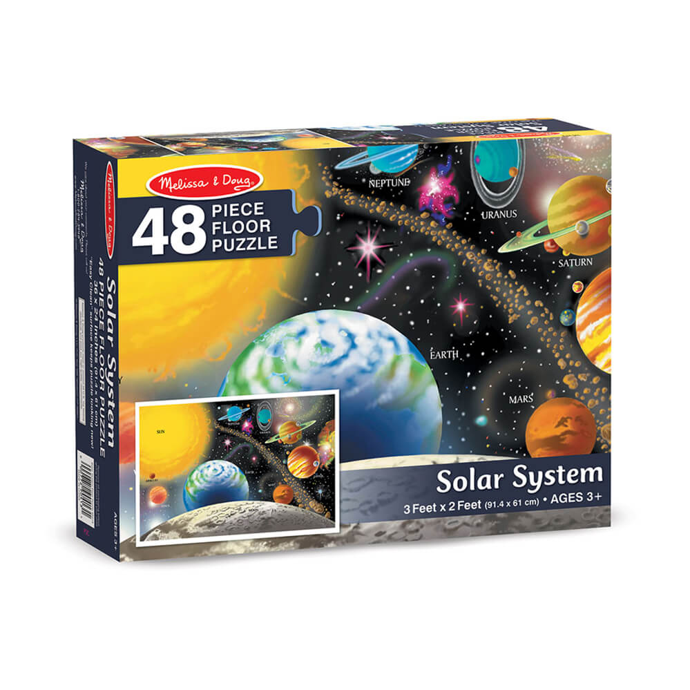 Melissa and Doug Solar System 48pc Floor Puzzle