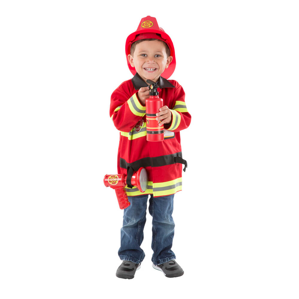 Melissa and Doug Fire Chief Dressup