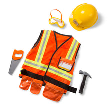 Melissa and Doug Construction Worker Dressup